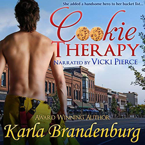 Cookie Therapy audiobook cover art