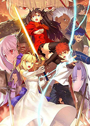 Animation - Fate/Stay Night Unlimited Blade Works With English Subtitles Blu-Ray Disc Box II (6BDS+CD) [Japan BD] ANZX-11641