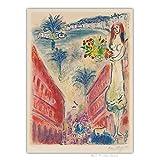 FGVB Marc Chagall《Avenue De La Victoire in