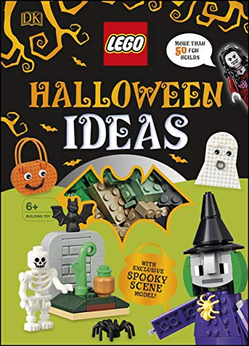 LEGO Halloween Ideas: With Exclusive Spooky Scene Model (English Edition)