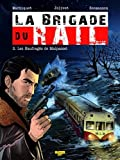 La brigade du rail, Tome 2 - Les naufragés de Malpasset : Ex-libris