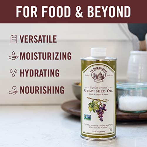 Product Image 7: La Tourangelle, Grapeseed Oil, 25.4 Ounce (Packaging May Vary)