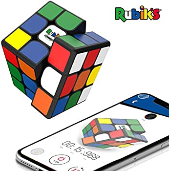 Rubiks Electronic Cube That Allows You to Compete with Friends & Cubers