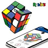 Rubik's Connected The Connected Electronic Rubik's Cube That Allows You to Compete with Friends & Cubers Across The Globe. App-Enabled Stem Puzzle That Fits All Ages and Capabilities