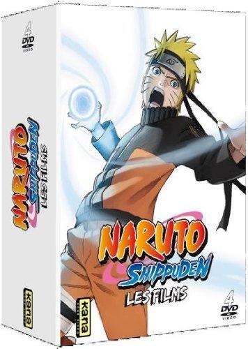 Naruto Shippuden-Les 4 Films