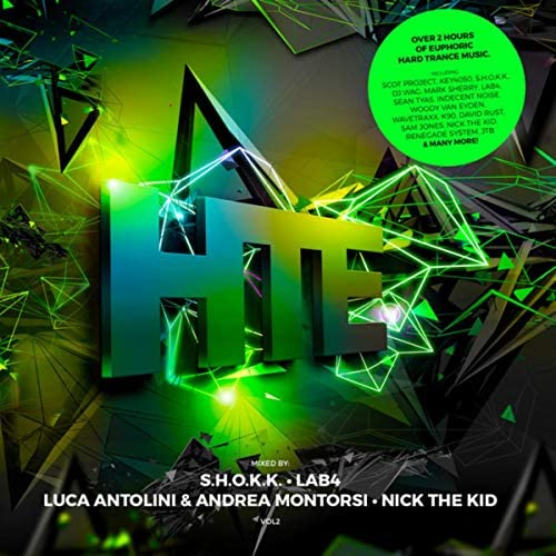 Nick The Kid, S.H.O.K.K., Luca Antolini, Andrea Montorsi & Lab4
