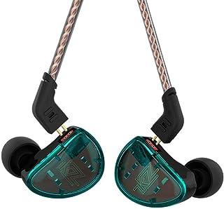 KZ AS10 hörlurar Pure 5 balanserade armaturer 5BA hörlurar, musiker i örat monitor hörlurar hög Fidelity HiFi-headset