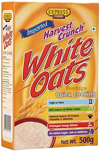 White Oats Quick Cooking 500g