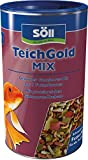 Söll 18808 Teich-Gold Mix - Alleinfuttermittel für alle Teichfische - Fischfutter - Gartenteich