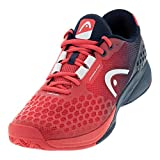 HEAD Revolt Pro 3.0 Homme Chaussure de Tennis, Red/Dark Blue, 38.5 EU