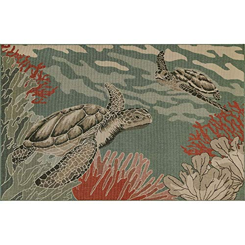 Liora Manne Riviera Tropical Area Rug, 7'10