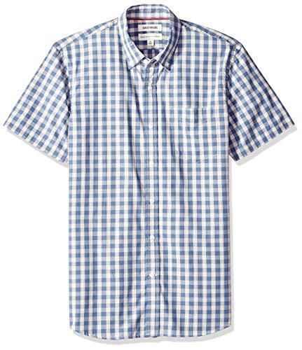 Marca Amazon – Goodthreads – Camisa manga corta