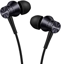 1MORE Piston Fit in-Ear Earphones Fashion Durable Headphones with 4 Color Options, Noise Isolation, Pure Sound, Phone Control with Mic for Smartphones/PC/Tablet - Space Gray