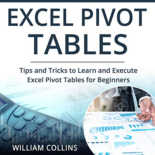 『Excel Pivot Tables』のカバーアート