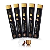 Andronicas Signature 1849 Blend 50 capsules de café - Capsules compatibles Nespresso Cápsulas de Café Compatibles, Espresso pour machine - (Cadeaux amoureux du café)
