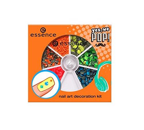Essence 01 Pop Rocks Nail Art Decotation Kit Nagel Dekorationsset Nageldeko Neu