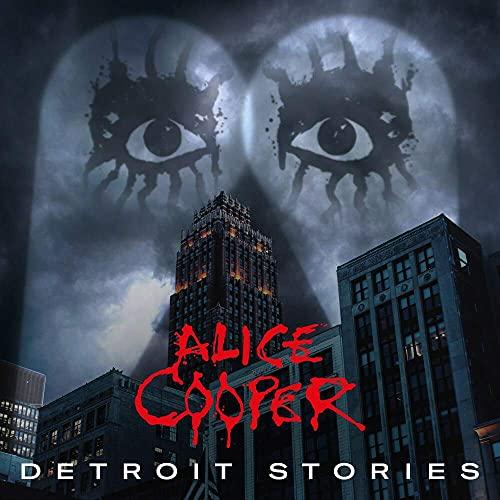 Alice Cooper Detroit Stories CD/DVD (Digipack)
