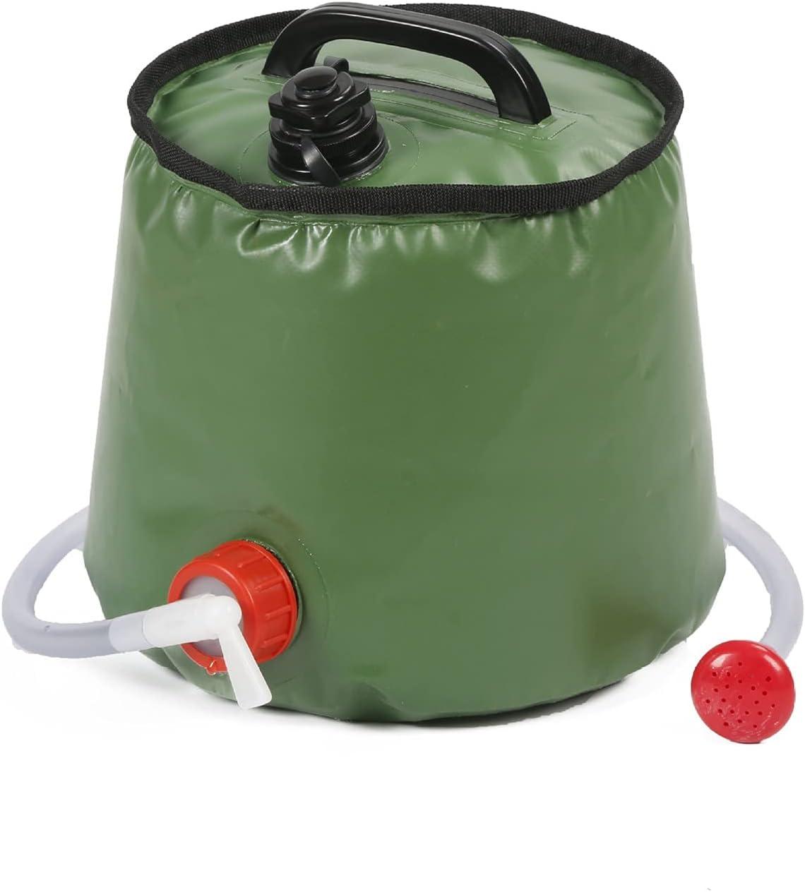 Solar Shower Bag Hua Outdoor PVC Portable Campin Sale SALE% OFF 22L Gorgeous