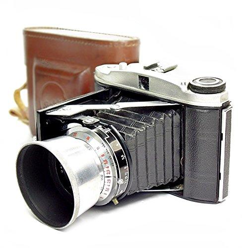 Baldi 29-Nice, Vintage, 1950 er Jahre, Blasebalg Film Kamera