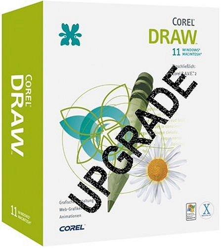 CorelDRAW 11 Upgrade deutsch (standalone)