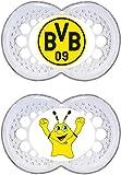 MAM Dortmund Silikon Schnuller, 6er pack