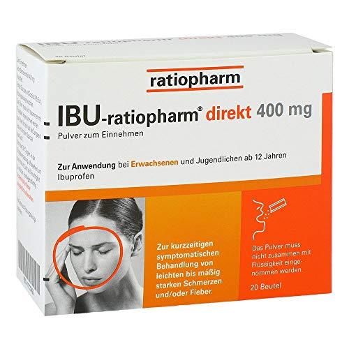 IBU-ratiopharm direkt, 20 St. Beutel