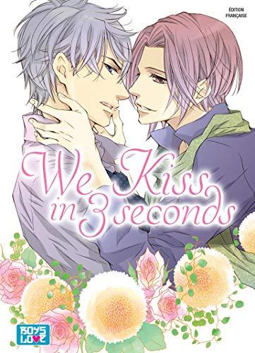 We Kiss in 3 seconds - Livre (Manga) - Yaoi