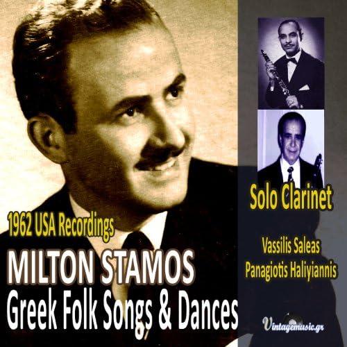 Milton Stamos feat. Vassilis Saleas & Panagiotis Haligiannis
