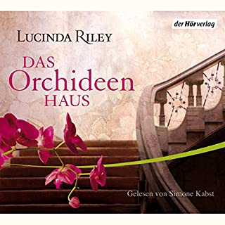 Das Orchideenhaus                   By:                                                                                                                                 Lucinda Riley                               Narrated by:                                                                                                                                 Simone Kabst                      Length: 7 hrs and 15 mins     1 rating     Overall 4.0
