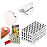 Deryun 200 Pack Small Magnets for Crafts