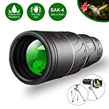 Monocular Telescope,16x52 Monocular Dual Focus Optics Zoom Telescope,...