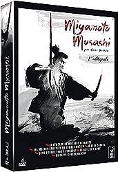 « Miyamoto Musashi par Tomu Uchida », l'intégrale - Coffret DVD