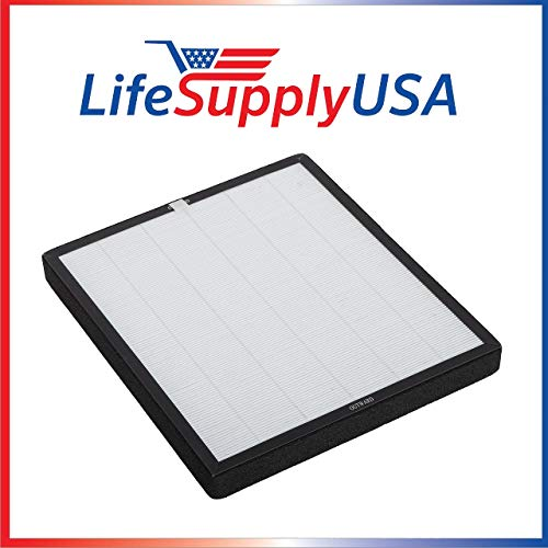 Sale!! LifeSupplyUSA 3 Pack Replacement Filter Kit Compatible with Surround Air XJ-3100SF for Intell...