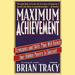 Maximum Achievement Titelbild