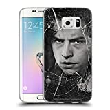Head Case Designs Officiel Riverdale Jughead Jones Verre Brisé Portraits Coque en Gel Doux Compatible avec Samsung Galaxy S6 Edge