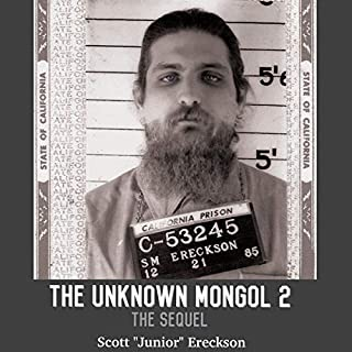 The Unknown Mongol 2 cover art