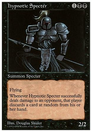 Magic: the Gathering - Hypnotic Specter - Anthologies