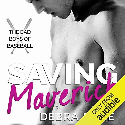 Saving Maverick audiobook cover art