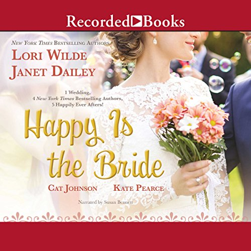 Happy Is the Bride  By  cover art