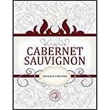 LD Carlson Cabernet Sauvignon Adhesive Wine Bottle Labels - 30-Pack