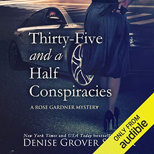 Thirty-Five and a Half Conspiracies audiobook cover art