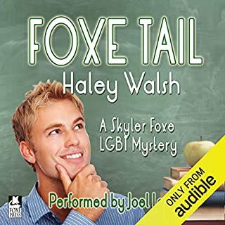 Foxe Tail cover art