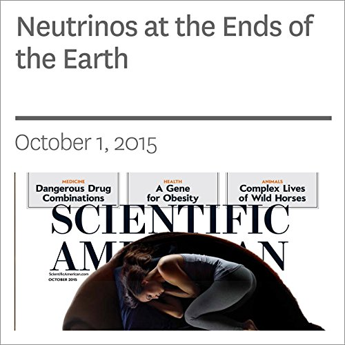 Neutrinos at the Ends of the Earth audiobook cover art
