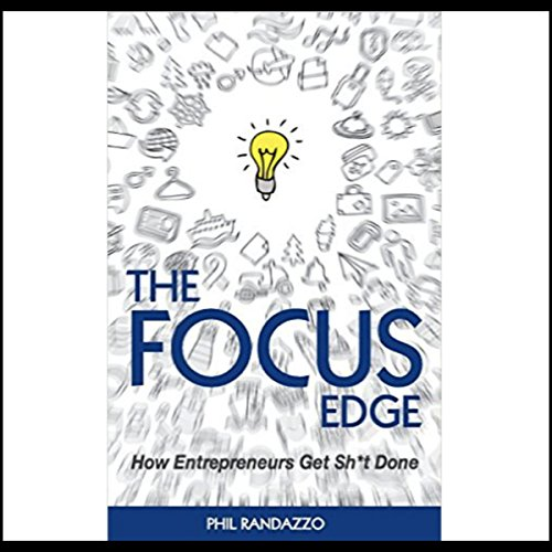 The Focus Edge audiobook cover art