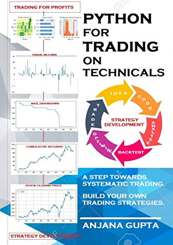 Python For Trading On Technical: A step towards systematic trading