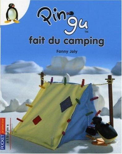 Pingu fait du camping - vol07 (Pocket Jeunesse Albums)