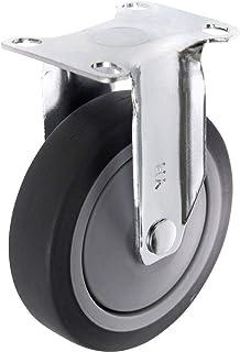 TOOLCRAFT TO-5137923 Bokrol 100 mm met schroefplaat