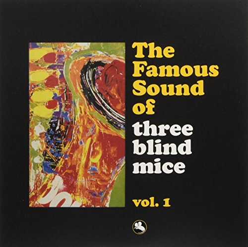 The Famous Sound Of Three Blind Mice Vol. 1 (Various Artists) (Vinyl)