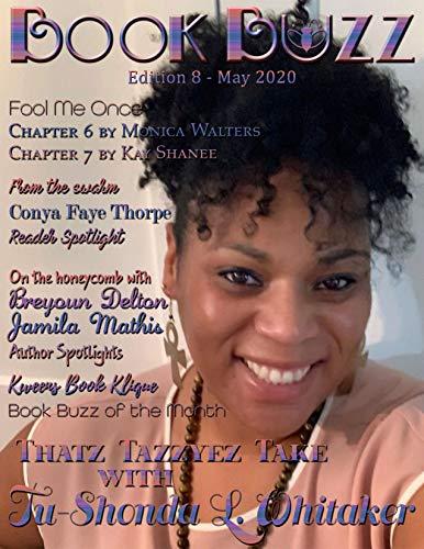 Book Buzz Magazine: Edition 08 - May 2020