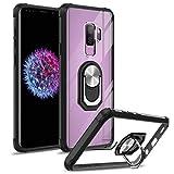 DOSMUNG Funda Compatible con Samsung Galaxy S9 Plus,...